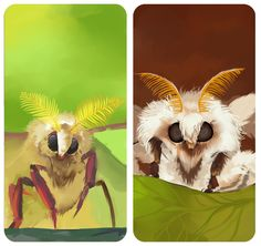 moths by on DeviantArt Venezuelan Poodle Moth, Insects, Butterfly, Deviantart, Artist, Animals, Animales, Animaux, Artists