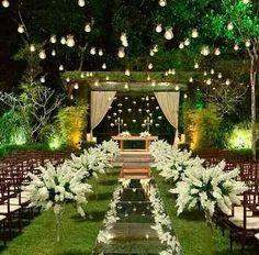 41 Ideas Wedding Day Plan Marriage For 2019 Garden Wedding Decorations, Party Decoration, Ceremony Decorations, Church Decorations, Destination Wedding Decor, Wedding Themes, Wedding Planning, Ballroom Wedding, Wedding Ceremony