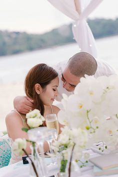 Wedding Boutique, Real Events gallery. Organizer for your Engagement Phuket Dinner on the beach, Romantic Proposal, Anniversary, Honeymoon with photo shoot.