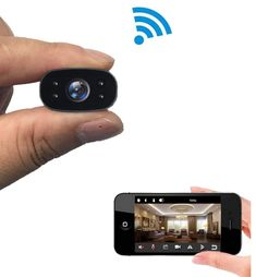 Wireless home security systems Best Spy Camera, Mini Spy Camera, Hidden Spy Camera, Hidden Cameras For Home, Wireless Spy Camera, Spy Gear, Wireless Home Security Systems, Security Alarm, Shopping
