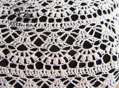 Crochet blouse MADE TO ORDER Crochet blouse by AtelierJoanna