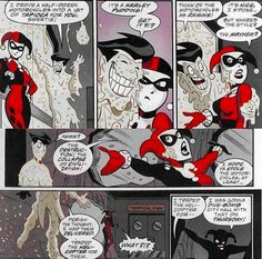 Aaaaaaaaand that's why I love Harley