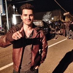 """10 Things You Didn't Know About Michael Malarkey From """"The Vampire Dairies"""" Enzo Vampire Diaries, Vampire Diaries The Originals, Micheal Malarkey, Enzo Tvd, Kai, Bonnie And Enzo, Original Vampire, Ginger Men, Mike Shinoda"""