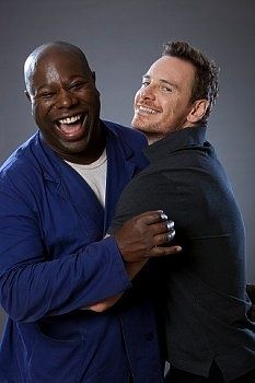 Steve and fassy