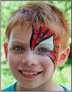 Face Painting Design Gallery - Dazzleday Face Painters - View ...
