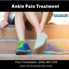 Most common injuries we face are lower back pain, neck pain, ankle and knee pain. If you want to get rid of it contact NYC Stem Cells. Cord Blood Banking, Ankle Pain, Stem Cell Therapy, Neck Pain, Stem Cells, Chronic Pain, Chelsea Clinton, Nyc, Lifestyle