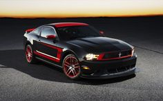 Ford Mustang 2013 HD Wallpaper