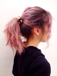 New hair pastel ombre lilacs Ideas Hair Color Asian, Asian Hair, Dye My Hair, New Hair, Rose Hair, Super Hair, Grunge Hair, Purple Hair, Pretty Hairstyles