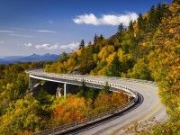 One of the most scenic drives in all of America, this parkway connects two National Parks together.