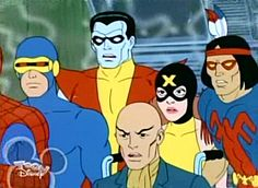 Spider-Man and His Amazing Friends, Season 3 Episode 7 - The X-Men Adventure