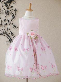 a7a2cebc5e8ce 子供ドレス ピアノ発表会ドレス 3-220(100cm) ピンク