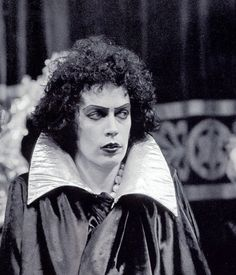 Tim Curry - Rocky Horror Picture Show