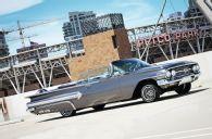 Sexy Shades of Grey 1960 Chevy Impala, Chevrolet Impala, Chicano, Mexican American, Embedded Image Permalink, Shades Of Grey, Kansas City, Convertible, Cruise