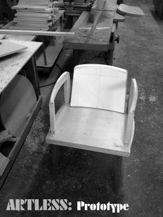 Allison Chair prototype