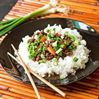 Mongolian Beef by VICTOR RODRIGUEZ