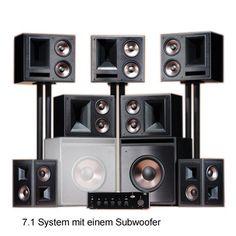Klipsch THX Ultra2 7.1