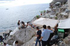 Cafe Buza, Croatia