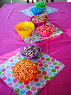Jackie Fo: Pajamas and Pancakes - A 4 year old's fabulous birthday soiree!