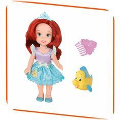 Ariel Disney Princess Petite Doll - Do you like Disney's Tsum Tsum Plush Toys? Visit TsumTsumPlush.com