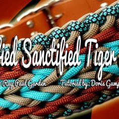 Modified Sanctified Tiger Stripes