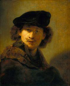 rembrandt, duh