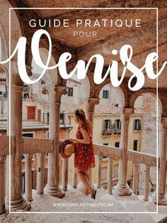 Préparer son voyage à Venise : Guide pratique Week End En Europe, Road Trip Map, Road Trips, Destinations, Printable Activities For Kids, Voyage Europe, Photos Voyages, Tips & Tricks, City Break