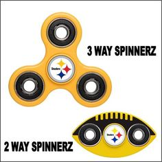 Pittsburgh Steelers spinners