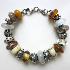 Cathy's Bracelet design for Day 3 of the 2014 Trollbeads Design Challenge
