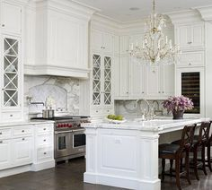 timeless kitchens | Timeless Design: Elegant White Kitchens