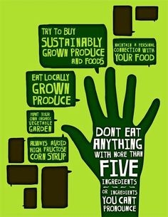 Sustainable food rules
