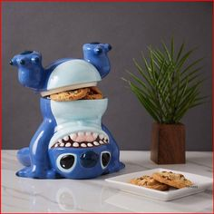Stitch Disney, Lilo Et Stitch, Cute Stitch, Stitch Toy, Disney Rooms, Disney Nursery, Disney Home Decor, Cute Disney, Disneyland