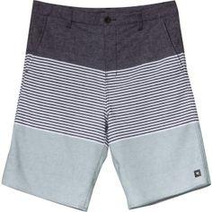 Right Stripe Boardwalk Hybrid Short - Men's