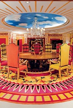 See pictures from inside Dubai's Burj Al Arab Jumeirah, the most luxurious hotel in the Middle East. Dubai City, Dubai Hotel, Dubai Mall, Dubai Trip, Luxury Rooms, Luxury Home Decor, Abu Dhabi, Most Luxurious Hotels, Luxury Hotels