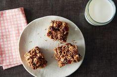 Oats and Quinoa Breakfast Bars - except all the sugar?