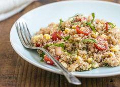 Salata de vara cu quinoa