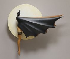 Sculpture by John Morris