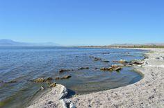 Salton Sea in Southern California