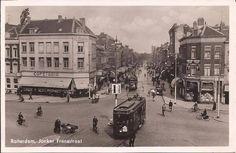 Jonker Fransstraat, hoek Goudsesingel