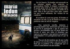 En silencio. Marin Ledun. EduRead: #RecomiendoLeer @davidgscom Southern France, Book Reviews, Recommended Books