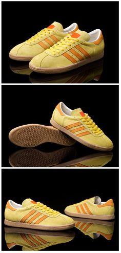 low priced 08121 c7a42 adidas Originals Tobacco (John Schofield Custom) Adidas Retro, Adidas Og,  Adidas Casual
