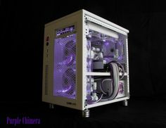 overclock.net Snef's Purple Chimera
