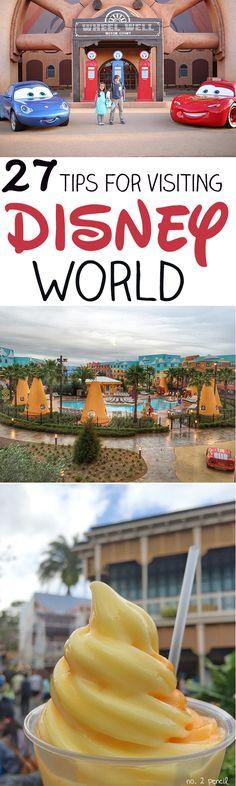 27 Walt Disney World Tips and Tricks