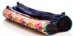 Slam Glam - Yogoco Buddha's Dream Yoga Mat Bag Eco-friendly and sustainable fabric. Made in USA