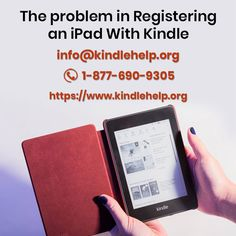 Kindle Help Number +1-877-690-9305 | Kindle Support Phone