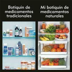 Que la comida sea tu alimento y tu alimento...medicina!