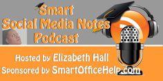 Smart Social Media Notes Podcast #crazysocialmediatips #socialmediatips #podcast