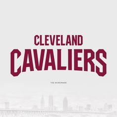 Novo logo do Cleveland Cavaliers para a temporada 2017-2018