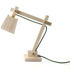 Abbildung Muuto - Wood Lamp Tischleuchte