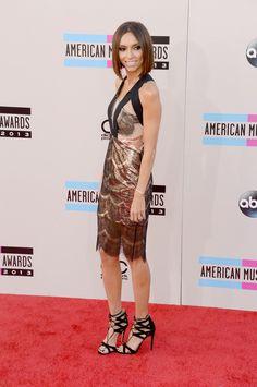 Giuliana Rancic in BEHAVIOUR SELF dress #SS14