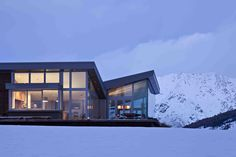 Koia Architects - Dalefield House Queenstown
